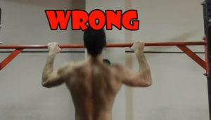 The Common Mistakes You Should Avoid When Doing Pull-ups